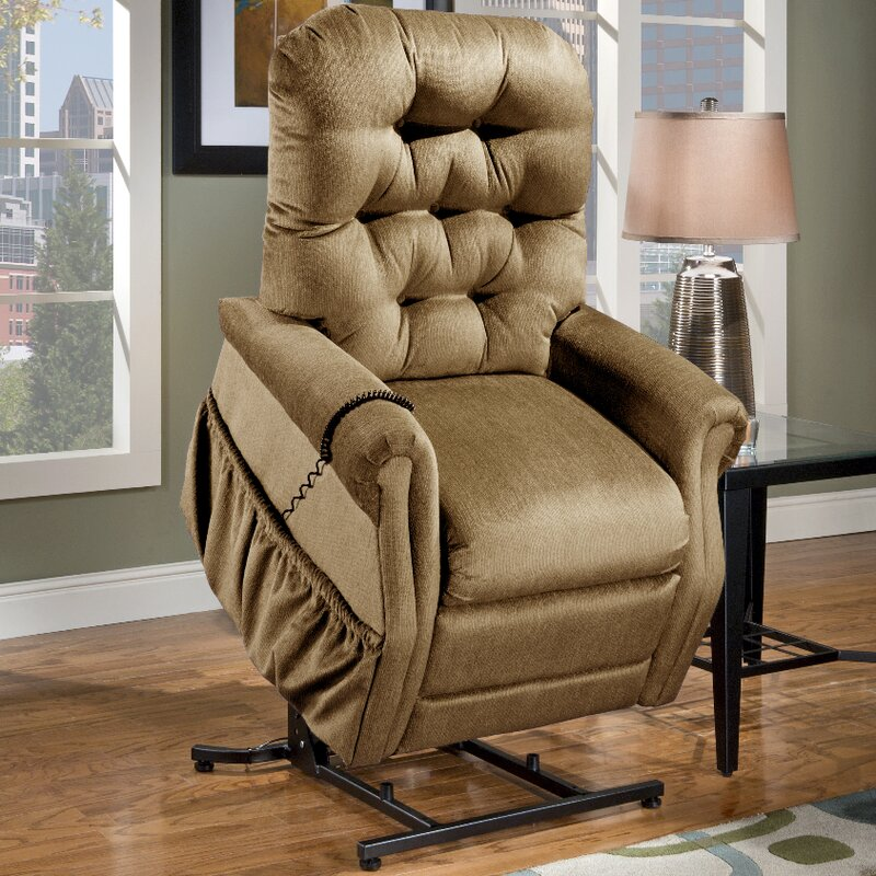 Med-Lift 25 Series Power Lift Assist Recliner | Wayfair