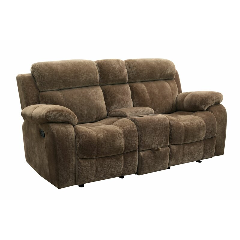 Victor Double Reclining Sofa