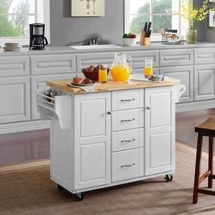 Mireya Kitchen Cart