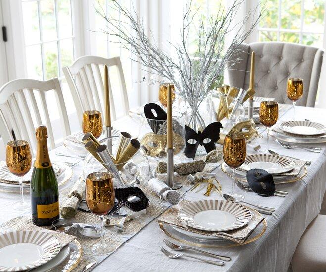 New Year\'s Eve Party Ideas | Wayfair