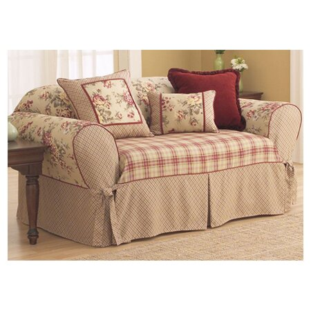 Fitted Sofa Covers. Lexington Box Cushion Sofa Slipcover Fitted Covers S