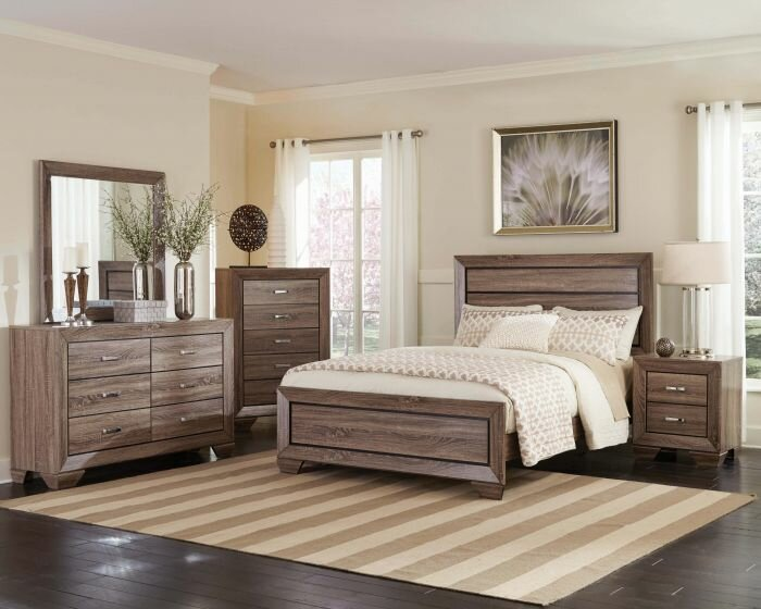 Gracie Oaks Larabee Storage Configurable Bedroom Set & Reviews ...