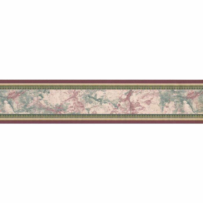 Mccollough Abstract 15 L X 5 W Wallpaper Border