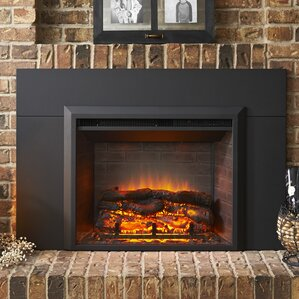 Wall Mount Electric Fireplace Insert  Wall Electric Fireplace