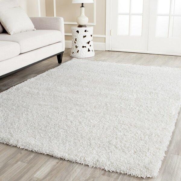 modern white area rugs | allmodern