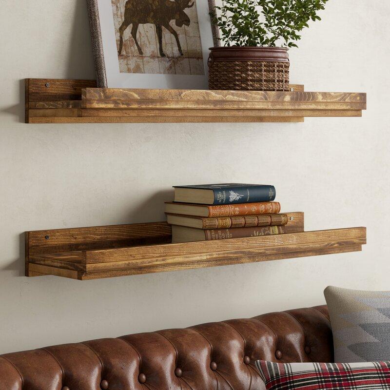 Pdf Tv Stand Wall Design Plans Diy Free Decorative Wood: Oconner Floating Shelf & Reviews