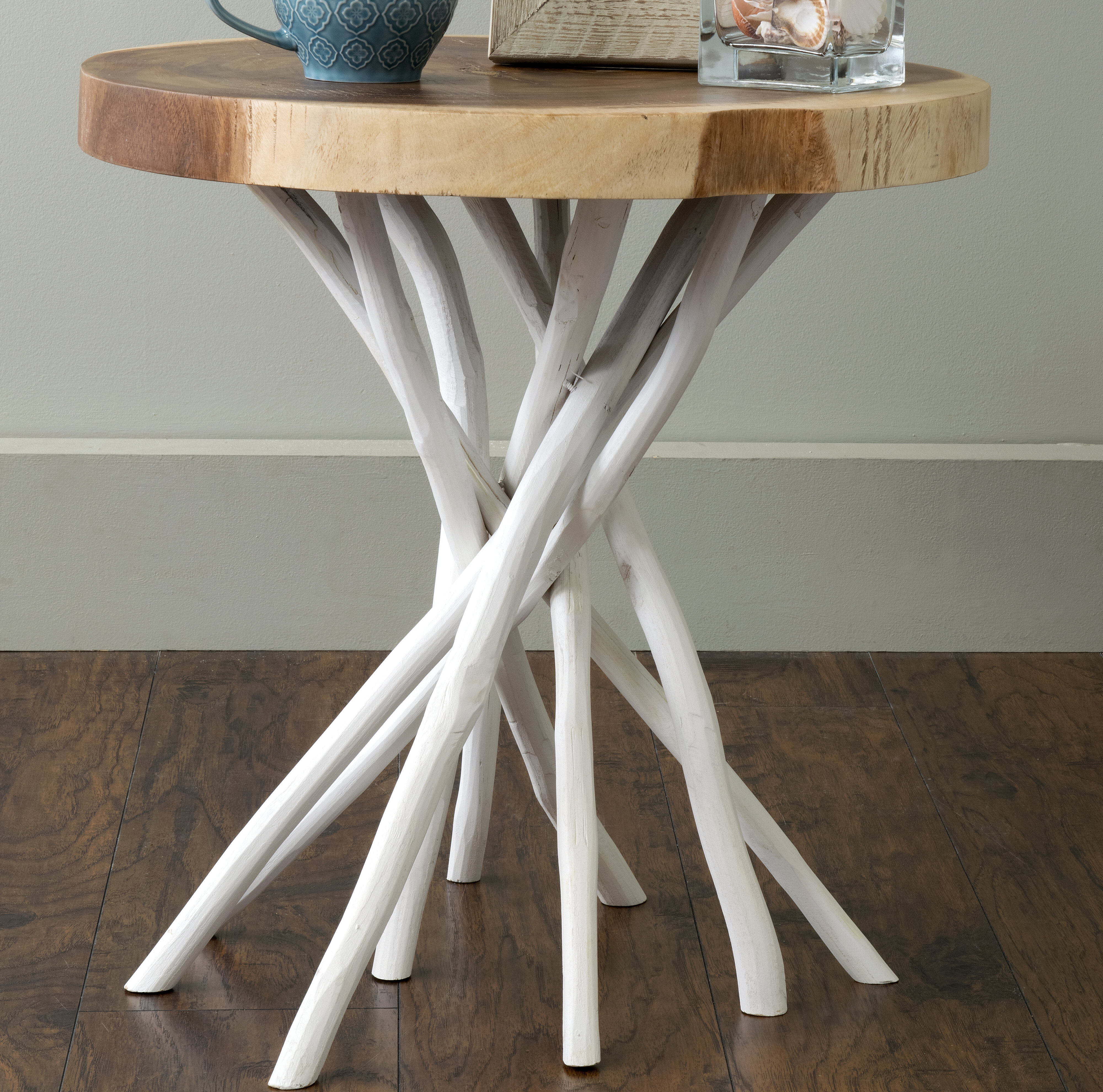 Fine Tree Stump End Side Tables Youll Love In 2019 Wayfair Home Interior And Landscaping Ymoonbapapsignezvosmurscom