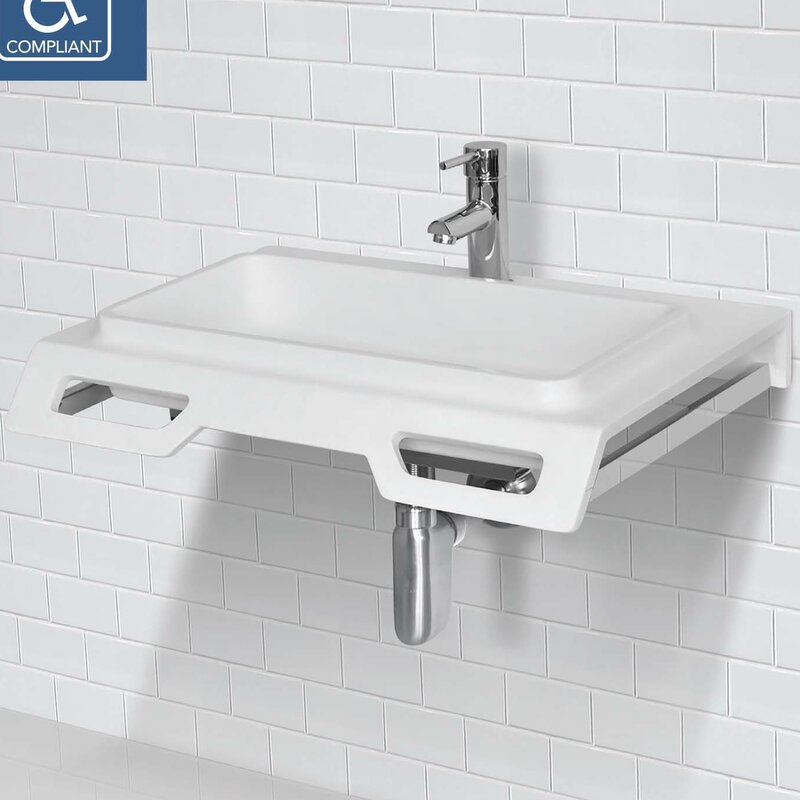 DECOLAV Nasira Solid Surface ADA NULL Rectangular Wall Mount ... on solid surface bath fixtures, solid surface faucets, solid surface bathroom walls, solid surface doors, solid surface toilet, solid surface sink bowls, solid surface undermount sinks, solid surface integral sink, solid surface vanity sinks, solid surface farmhouse sink, solid surface glass, solid surface flooring, solid surface grab bars, solid surface trough sink, solid surface bathroom shower, lg solid surface sinks, surface mount bathroom sinks, solid surface integrated sink, formica solid surface sinks, acrylic vessel sinks,