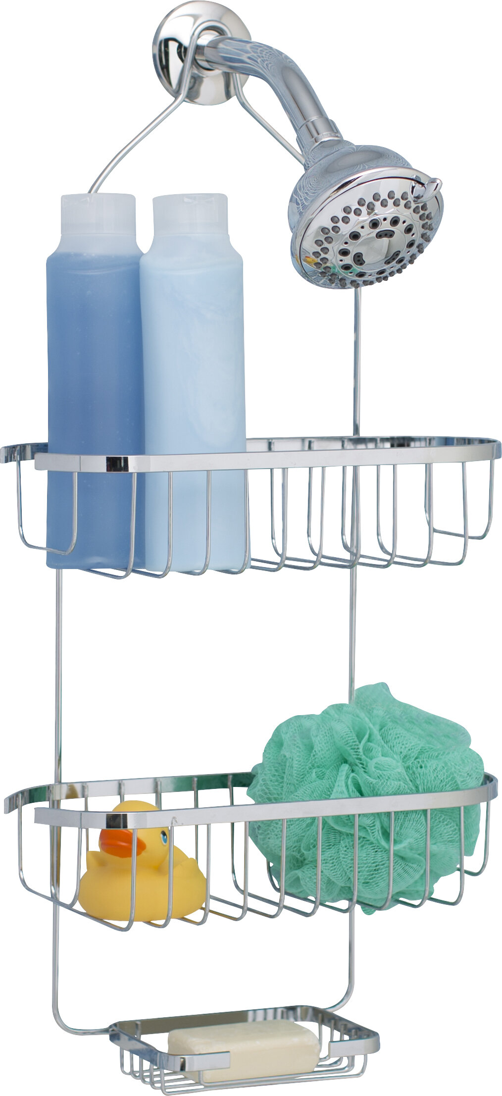 Hein Basics Shower Caddy & Reviews | Joss & Main