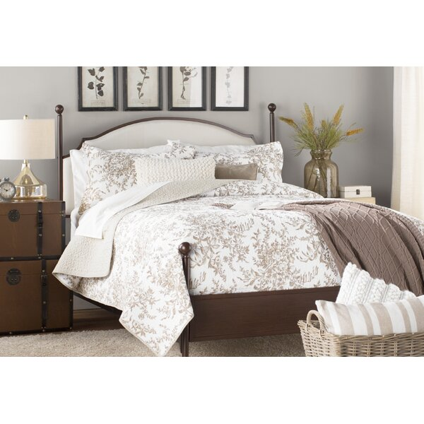 Laura Ashley Home Bedford Cotton Reversible Quilt Set By