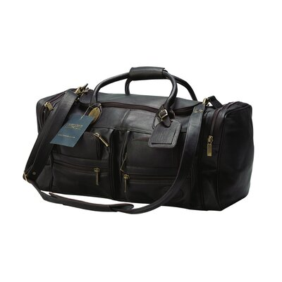 "Xl Executive Sport 22"" Carry-on Duffel Claire Chase Color: Black"