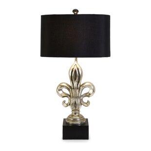 Well-known Fleur De Lis Lamp | Wayfair AT35
