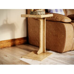 Bark Ranch End Table