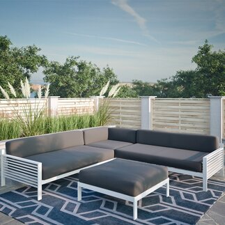 Modern Patio Furniture modern outdoor furniture + decor | allmodern