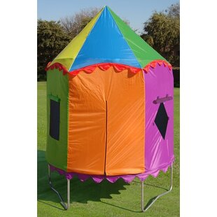 Circus Tr&oline Tent  sc 1 st  Wayfair & Trampoline Accessories Youu0027ll Love | Wayfair