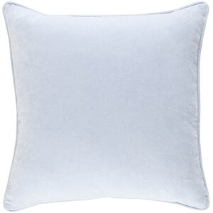 Baylie Cotton Velvet Throw Pillow