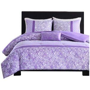 Angeline Reversible Comforter Set