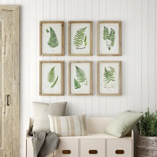 Farmhouse Rustic Wooden Wall Art Birch Lane