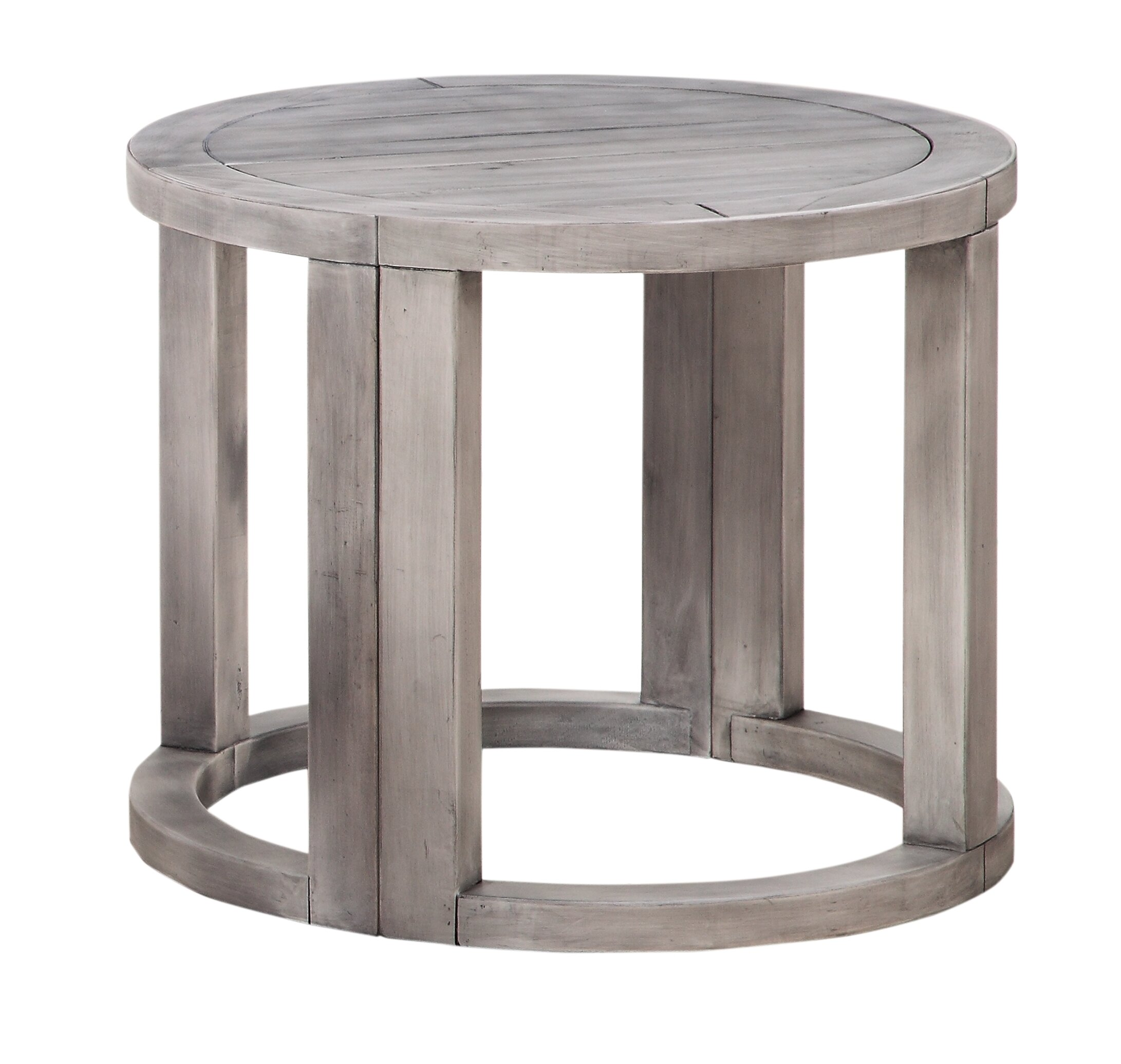 products final steam metro mango end table glass