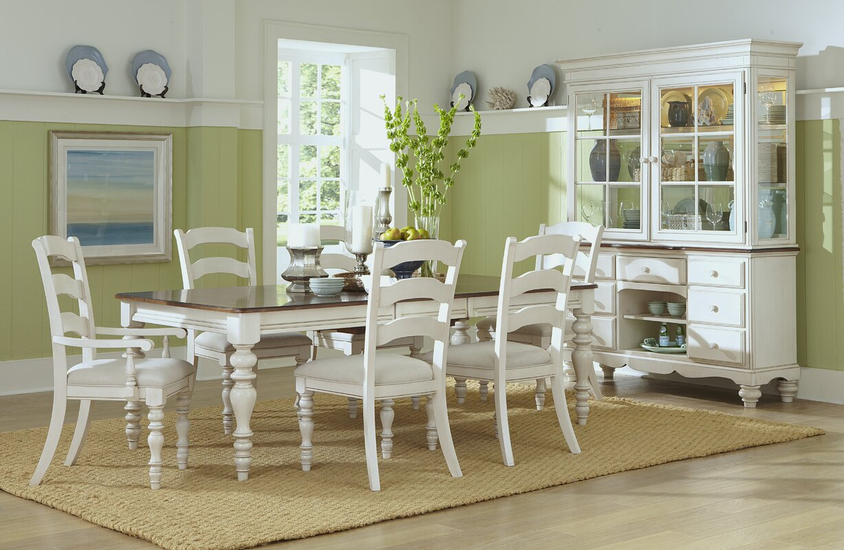 Birch Lane™ Dalton 7 Piece Dining Set & Reviews