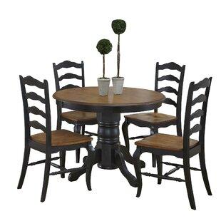 Woodacre 5 Piece Dining Set