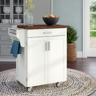 Savorey Kitchen Cart Great price