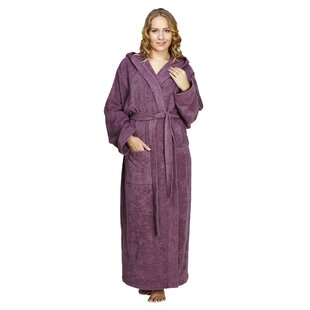 Oconee Women s Pacific Style 100% Cotton Terry Cloth Bathrobe 70a131c1d