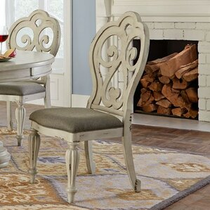 Rebbecca Upholstered Dining Chair (Set of..