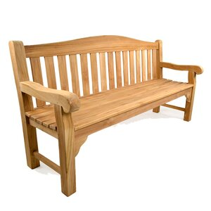 Oxford Teak Bench