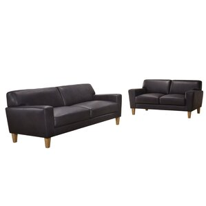 Nicole 2 Piece Living Room Set by Latitude Run