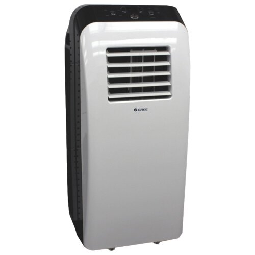 Gree 10,000 BTU Energy Star Portable Air Conditioner With Remote