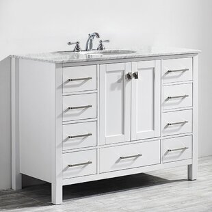 Unique White Bathroom Vanities Decor