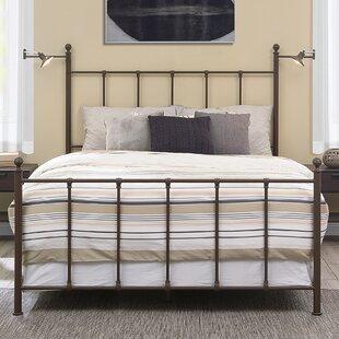 Cal King Iron Bed Wayfair
