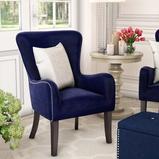 Favorite Navy Blue Velvet Chairs | Wayfair TE34
