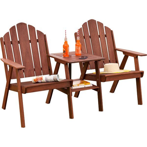 sc 1 st  Wayfair & Wildon Home ® Harper Solid Wood Adirondack Chair | Wayfair