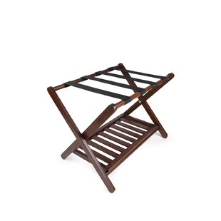 Other Pair Of Folding Vintage Red Painted Faux Bamboo Luggage Stands Racks Big Clearance Sale