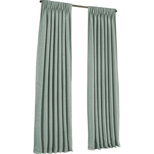 Pinch Pleated Drapes & Curtains | Wayfair