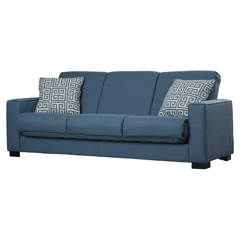 Swiger Convertible Sleeper Sofa Reviews AllModern