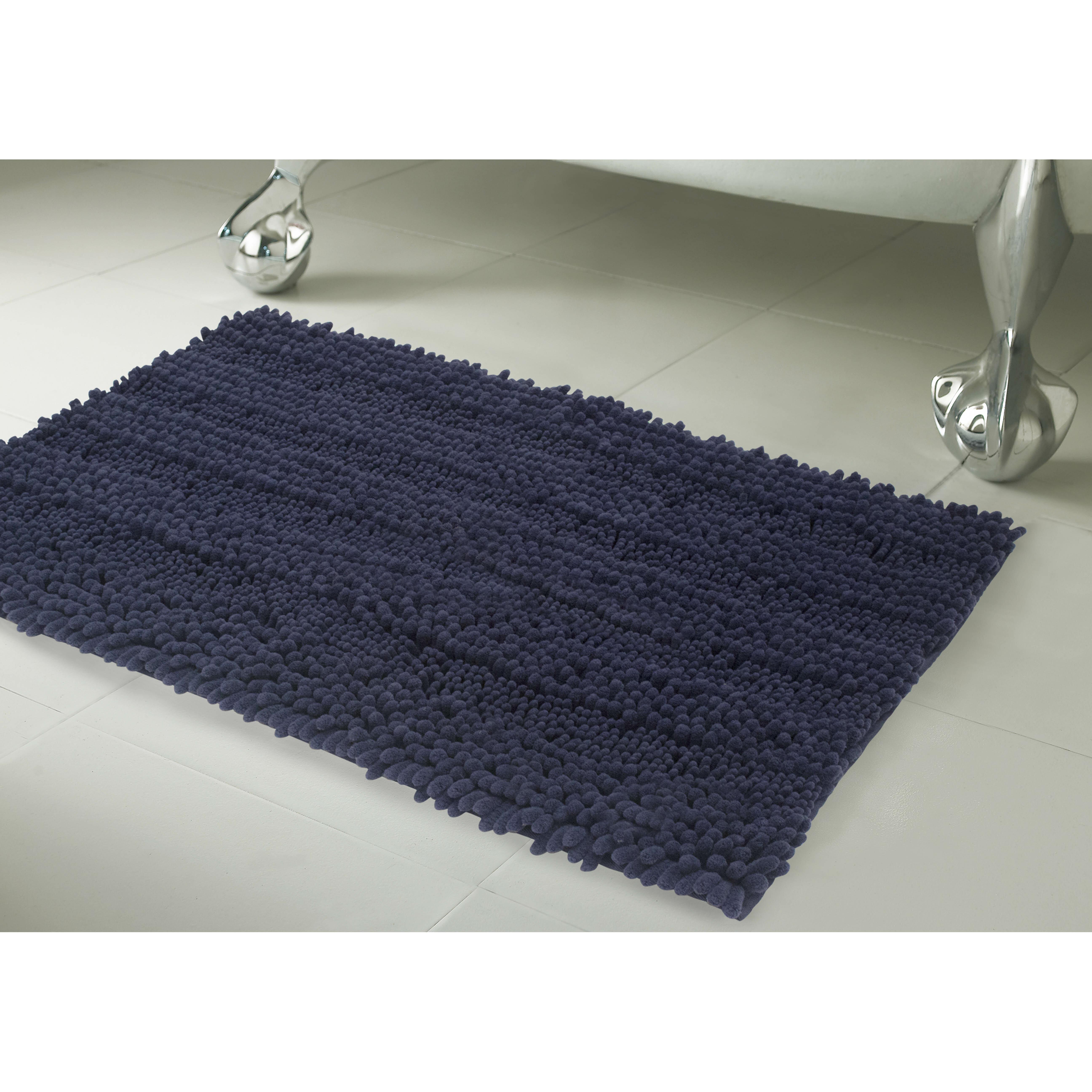 Laura Ashley Home Astor Bath Rug U0026 Reviews | Wayfair