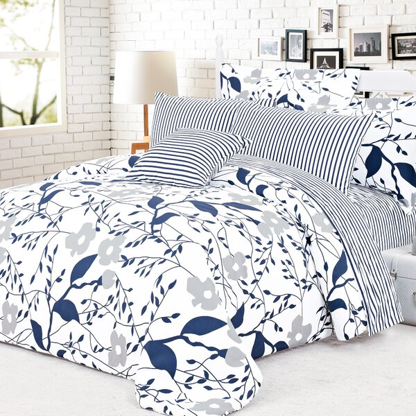 and bedding ivory purple paisley on background of queen itm bed from stunning shades print cynthia full rowley peach blue medallion intricate set soft in duvet gray an