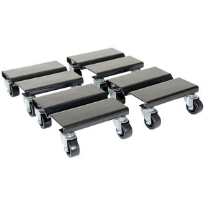 Capacity Furniture Dolly (Set Of 4)