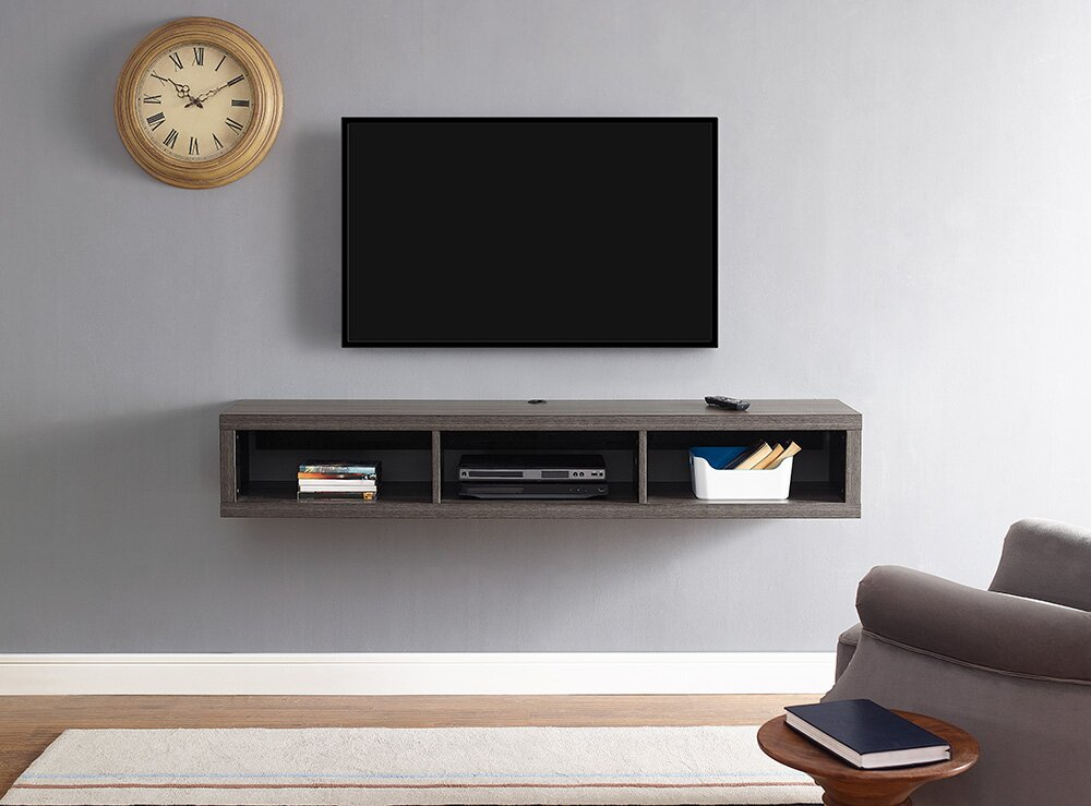 Stunning Wall Mounted Tv Unit Best 25 Wall Mounted Tv Unit Ideas