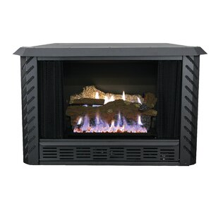 Vent Free Natural Gas Fire..