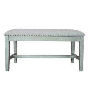 Fosse Upholstered Bench by Lark Manor