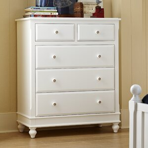 Javin 5 Drawer Chest by Harriet Bee