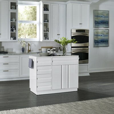 Granite Kitchen Islands Amp Carts You Ll Love Wayfair Ca