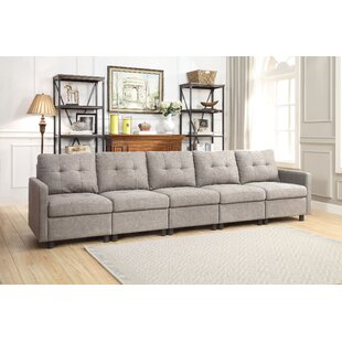 Yirume Modern Modular Sofa | Wayfair