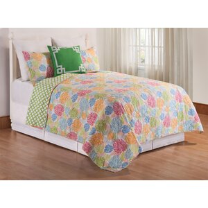 Docia Quilt/Coverlet Set