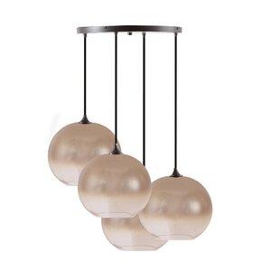 Mandal 4-Light Globe Pendant