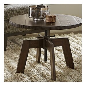 Calana End Table by Gracie Oaks